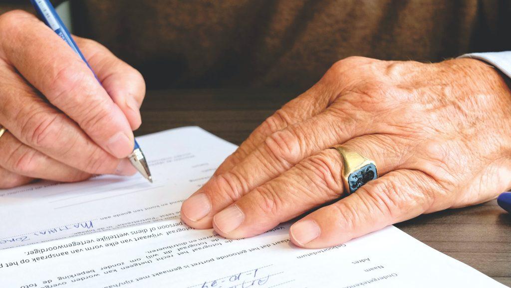 divorcio en notario